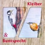 Kleiber & Buntspecht